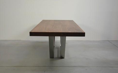 Rvs tafelpoten robuuste tafels robuuste tafelpoten op maat